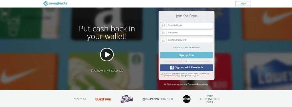 make money with Swagbucks