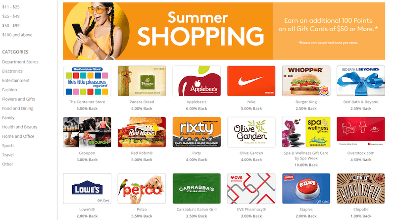 earn free gift cards with Ibotta