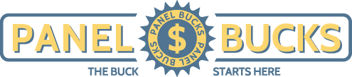 PanelBucks Logo