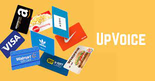 upvoice gift cards